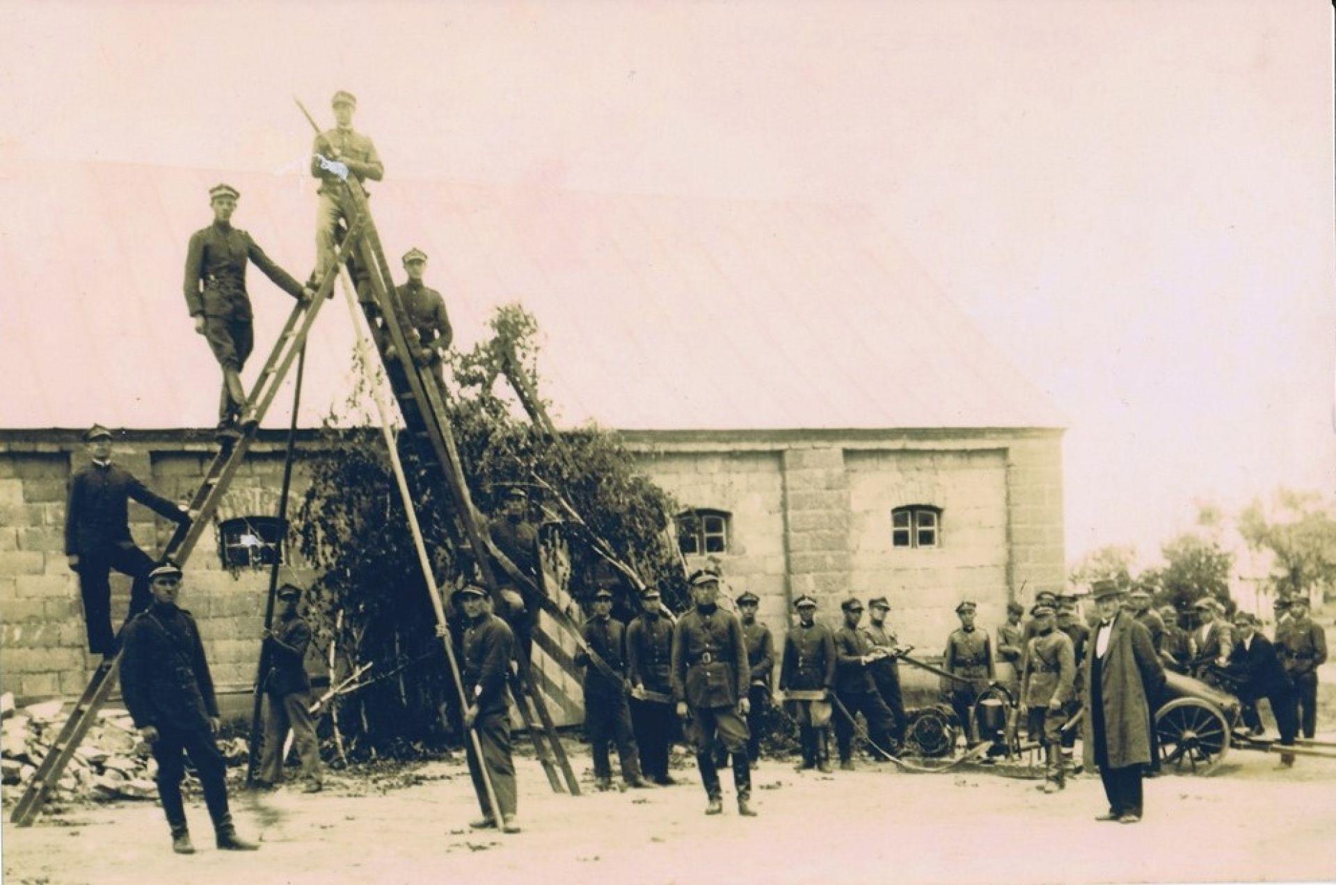 100 lat Ochotniczej Straży Pożarnej w Skrzyńsku